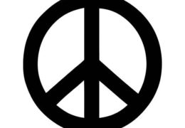 autocollant-peace-and-love